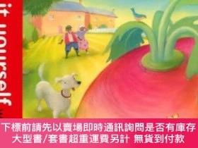 二手書博民逛書店The罕見Enormous Turnip (Read it Yourself with Ladybird, Lev