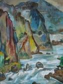 【書寶二手書T7/收藏_XAX】中國嘉德2011春季拍賣會_二十世紀中國早期油畫家專場_2011/5/24