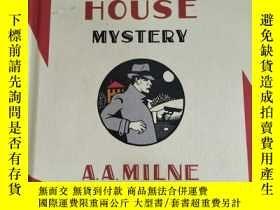 二手書博民逛書店The罕見Red House Mystery 【英文原版,精裝本