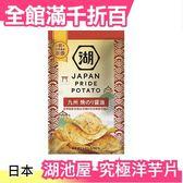 【九州燒肉醬油 60g×12袋入】日本東京都 名產 湖池屋 究極 洋芋片 薯片零食 餅乾【小福部屋】
