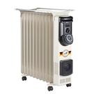 北方葉片式恆溫(11葉片)電暖器NA-11ZL
