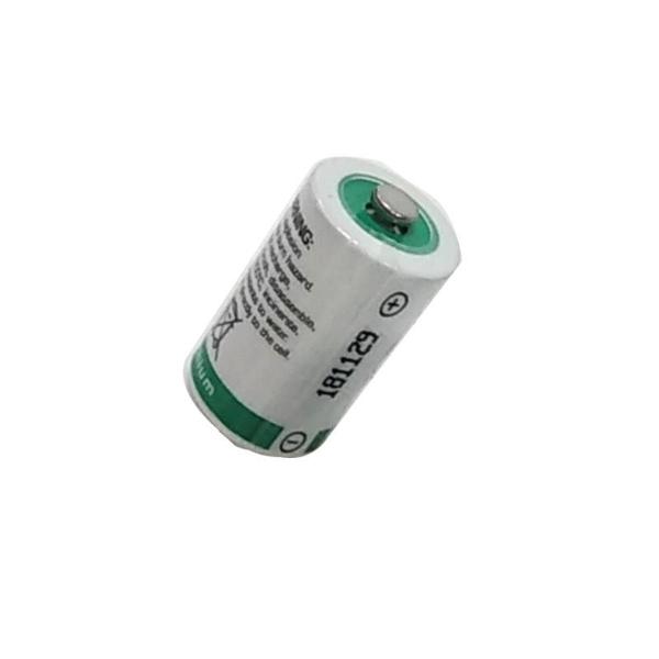 【GQ401】鋰電池LS14250 SAFT鋰電池 3.6V電池PLC工控鋰亞電池1200mAh 1/2AA 電池 EZGO商城