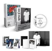 (二手書)蘇志燮TWENTY:出道20年台灣專場粉絲會DVD+寫真冊+時光筆記本+海報 全..