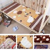 床墊 榻榻米床褥1.21.51.8m上下鋪學生床墊0.9單人墊被可折疊水洗軟墊
