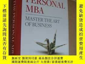 二手書博民逛書店THE罕見PERSONAL MBA (Master the Ar