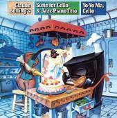 馬友友 波林:大提琴與爵士鋼琴三重奏組曲 CD Yo-Yo Ma (音樂影片購)
