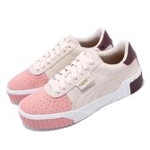 Puma 休閒鞋 Cali Remix Wns 米白 粉紅 女鞋 運動鞋 皮革 【PUMP306】 36996801