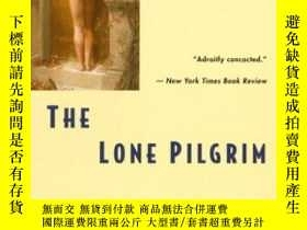 二手書博民逛書店Lone罕見Pilgrim The (perennial Fic