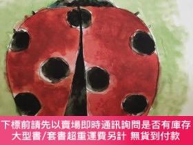 二手書博民逛書店lulu罕見is a ladybird 附送光盤Y4590 Ruby stark Chloe Elliot b