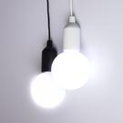 黑與白LED拉拉燈-大...