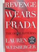 【書寶二手書T5/原文小說_A95】Reenge Wears Prada