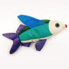 美國Ty 彩魚毛絨玩偶631015