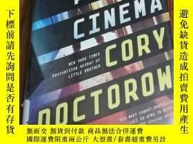 二手書博民逛書店Pirate罕見CinemaY12800 Cory Doctorow Tor Teen, 2012 ISBN: