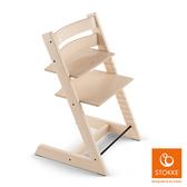【愛吾兒】挪威 STOKKE® Tripp Trapp®成長椅 櫸木系列-天然色