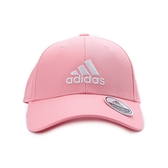 ADIDAS BBALL CAP COT 棒球帽 粉 FK0893