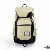 Matchwood -  出清價 Apollo 後背包 附17吋筆電夾層 卡其色款 大容量