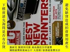 二手書博民逛書店PC罕見Magazine 2007年5月22日 英文個人電腦雜誌 可用樣板間道具雜誌Y14610