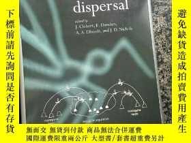 二手書博民逛書店罕見dispersal動物擴散Y267761 Clobert OXford 出版2001