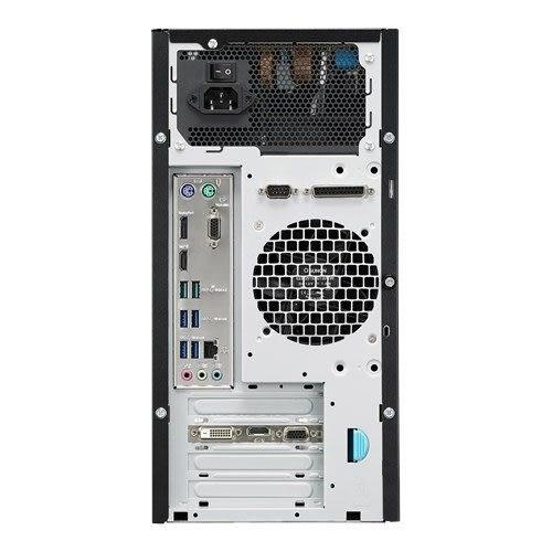 華碩 AS-D830MT-I56500007R 高階商用桌上型電腦【Inrel Core i5-6500 / 8GB記憶體 / 1TB硬碟 / W10 Pro】(Q270)
