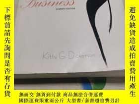 二手書博民逛書店Inside罕見the Fashion Business, 7th Edition [Paperback]Y2