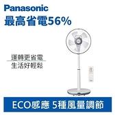 Panasonic 國際牌 F-S16DMD 16吋DC變頻ECO溫感遙控立扇