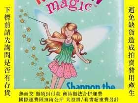 二手書博民逛書店Shannon罕見the Ocean Fairy (Rainbow Magic Early Reader)Y1