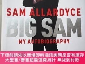 二手書博民逛書店Big罕見SamY385290 Sam Allardyce Headline ISBN:97814722326