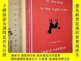 全新書博民逛書店英文原版暗夜離奇狗事 馬克·哈頓 The Curious Incident of the Dog in the N