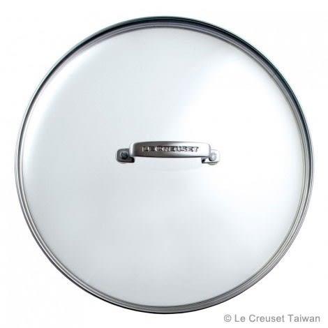 【LE CREUSET 】TNS 玻璃鍋蓋