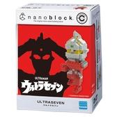 《 Nano Block 迷你積木 》CN_27超人力霸王 超人7號 / JOYBUS玩具百貨