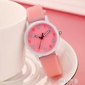 手錶 時尚潮流兒童手錶女孩學生可愛男孩中小學生考試電子夜光石英錶 阿薩布魯