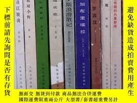 二手書博民逛書店沙漠騎士昂泰拉罕見1981年初版6239 [黎巴嫩]歐麥爾.艾布