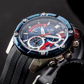 EDIFICE 極限紅牛車隊賽車腕錶 EFR-559TRP-2A CASIO EFR-559TRP-2ADR 現貨 熱賣中!