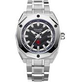 瑞士丹瑪DAUMIER正義聯盟MUTATE系列限量腕錶-鋼骨  DM-JLW009A.CSSN.5SNI.B.M