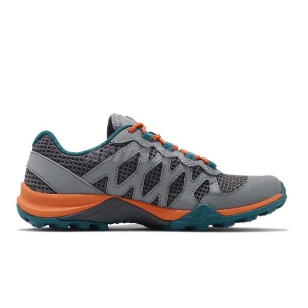 Merrell 戶外鞋 Siren 3 Aerosport 灰 橘 女鞋 運動鞋 登山 越野 【ACS】 ML033744