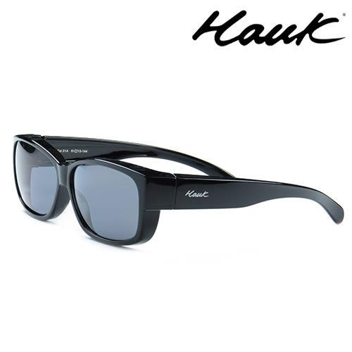HAWK偏光太陽套鏡(眼鏡族專用)HK1004-01A