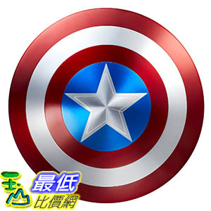[美國直購] Avengers B8385 美國隊長金屬盾牌 Marvel Legends Captain America 75th Anniversary Metal Shield