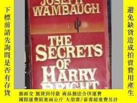 二手書博民逛書店英文原版罕見The Secrets of Harry Brigh