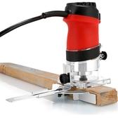 修邊機鋁塑板開槽機多功能電木銑雕刻鑼機工業級電動木工開孔工具 220VNMS小明同學