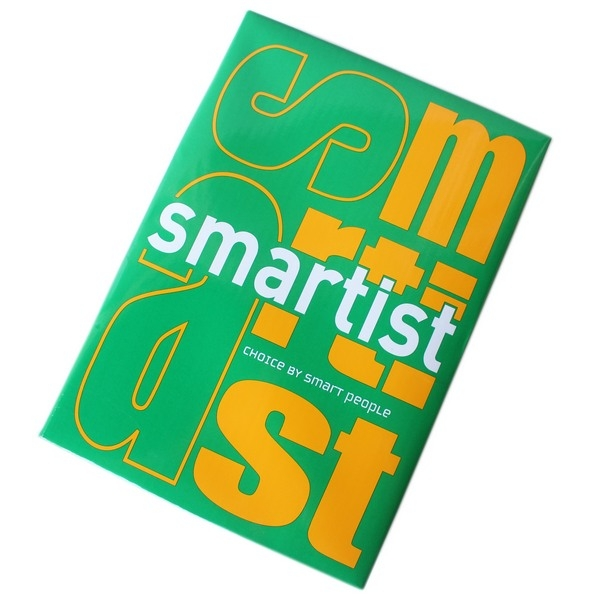 SMARTIST A4影印紙 白色(70磅)/一包500張入 210mm x 297mm 70磅影印紙-亨