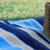 野餐墊防潮墊戶外加厚野外春游便攜野餐布炊沙灘超輕可折疊地墊子  易貨居