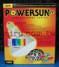 【西高地水族坊】ZOO MED(ZOOMED) 紫外線聚熱燈泡(UVA/UVB)160w