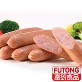 【富統食品】德國香腸30條(每條45g;長約11cm)