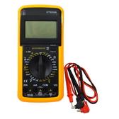 【DB490 】 三用電錶DT9205A 附紅黑測量線 萬用表自動關機蜂鳴器★EZGO 商城★