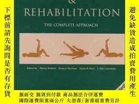 二手書博民逛書店Physical罕見Medicine and Rehabilitation-物理醫學與康復Y361738 Ma