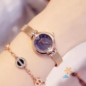 手錶女專櫃新款學生正韓簡約時尚潮流防水手鍊腕錶WY 快速出貨