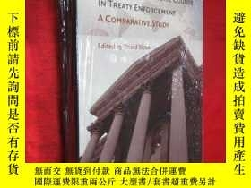 二手書博民逛書店The罕見Role of Domestic Courts in