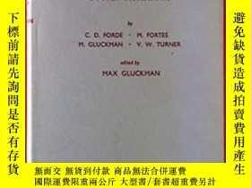 二手書博民逛書店Essays罕見On The Ritual Of Social RelationsY256260 Max Gl