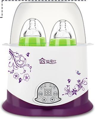 秒殺牛奶保溫器 暖奶器自動多功能嬰兒雙瓶寶寶母乳加熱保溫奶器消毒器二合一
