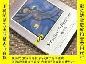 二手書博民逛書店STRUCTURE罕見& FUNCTION OF THE BODY (大16開)Y177057 GARY A.